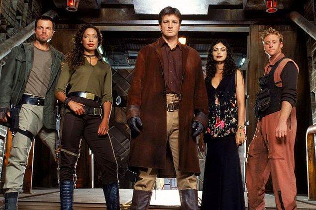 1. Firefly (2002–2003)