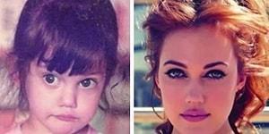 Как выглядели турецкие знаменитости в детстве?