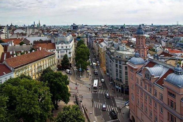 4. Viyana, Avusturya