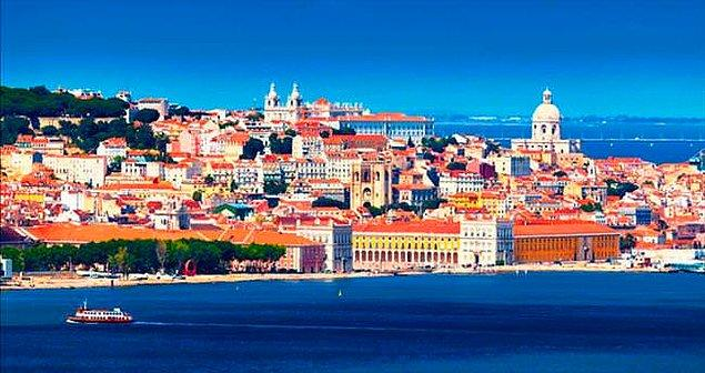 9. Lizbon, Portekiz