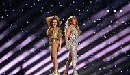 Шакира и Дженнифер Лопес выступили вместе на шоу Супербоул, и это было незабываемо!