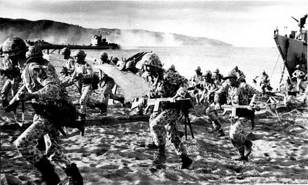 8. Kıbrıs Barış Harekatı, 1974 yılında gerçekleşmiştir.