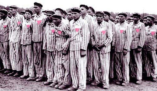 20 Ocak 1942'de ana kampta 22 eşcinsel erkek olduğu ve aynı yılın Ağustos ayında tüm Auschwitz kompleksinde 28 eşcinselin bulunduğu biliniyor.