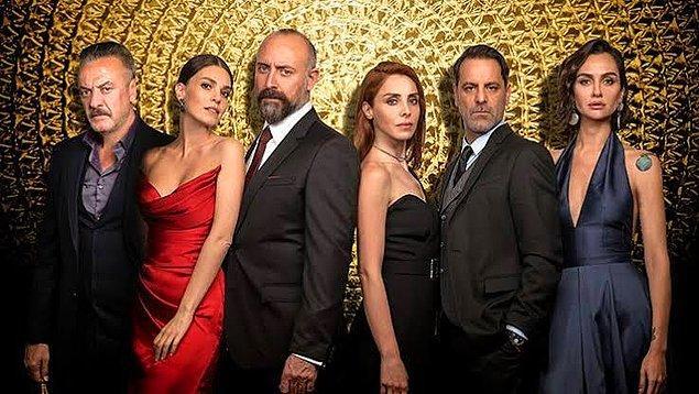"""""""Babil, Hekimoğlu, Seksenler, Bir Zamanlar Çukurova ve Kadın"""" dizileri de 3. sırayı paylaştı."""