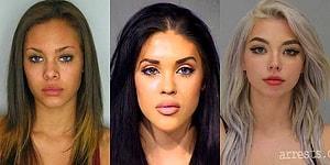 30+ девушек модельной внешности, которые нарушили закон