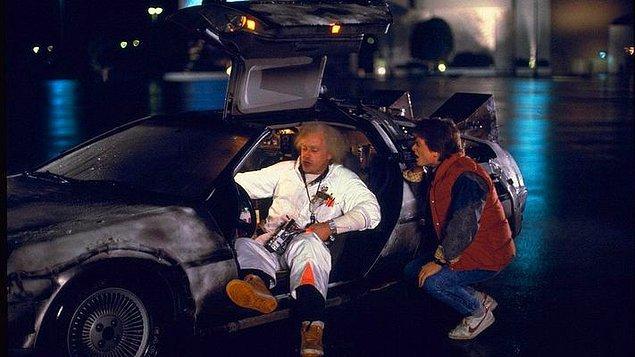 4. Geleceğe Dönüş Serisi (1985 - 1990)