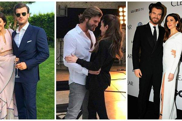 Кому принадлежат их сердца: турецкие актеры с женами
