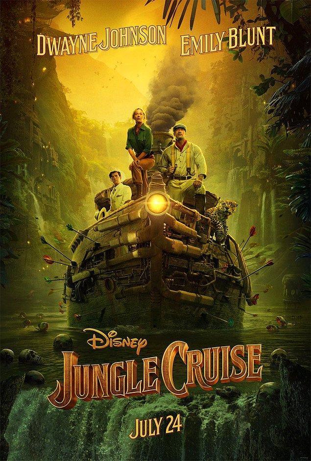 24. Jungle Cruise