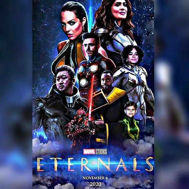 31. The Eternals