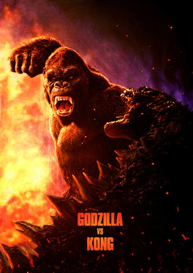 33. Godzilla vs. Kong