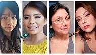 22 человека, которые доказали, что даже немного макияжа лучше, чем совсем без него