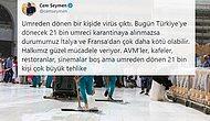 Türkiye'de 6. Koronavirüs Vakası Umreden Dönen Bir Kişide Görüldü