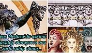 Güzelliklerinin Etkisiyle Dikkat Çekip Poseidon Yüzünden Lanetlenen Kız Kardeşler: Gorgonlar