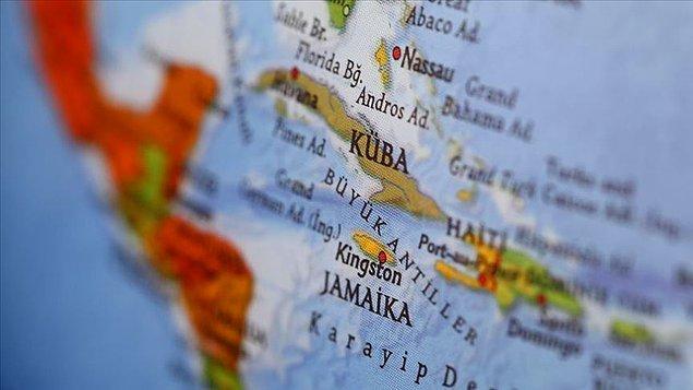 Küba'da ilk ölüm