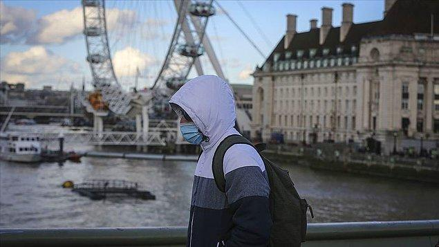 İngiltere'de can kaybı 104 oldu, okullar tatil ediliyor