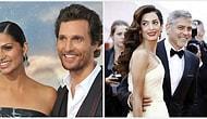 17 голливудских актеров с менее известными (но жутко красивыми) супругами