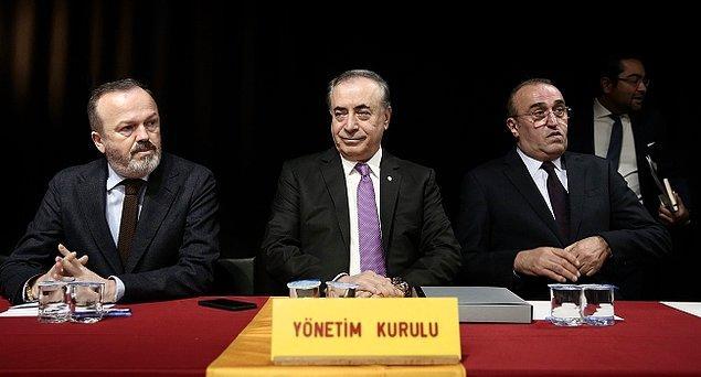 Galatasaray Başkanı Mustafa Cengiz ve Başkan Yardımcısı Yusuf Günay, yarın koronavirüs testleri yaptıracak.