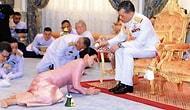 Король Таиланда закрылcя на карантин со своим гаремом в гостинице в Германии