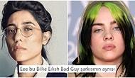 Kalben'in Yeni Şarkısı 'Bende Kal'ın Billie Eilish'in 'Bad Guy'ından Kopyalandığı İddia Edildi
