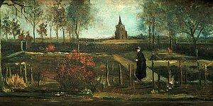 Знаменитая картина Ван Гога была украдена в день его 167-летия