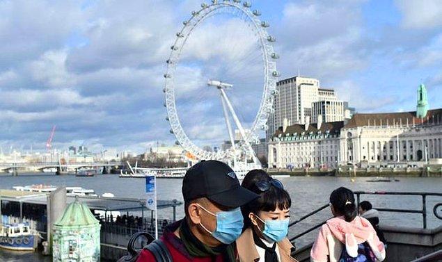 Londra'da 13 yaşındaki bir erkek çocuğu koronavirüs nedeniyle hayatını kaybetti