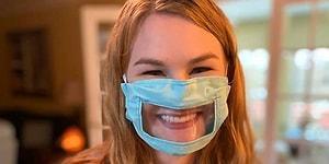 21-летняя студентка делает маски для глухих и слабослышащих