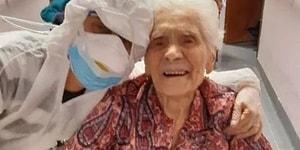 В Италии 104-летняя женщина победила коронавирус: она также победила испанский грипп