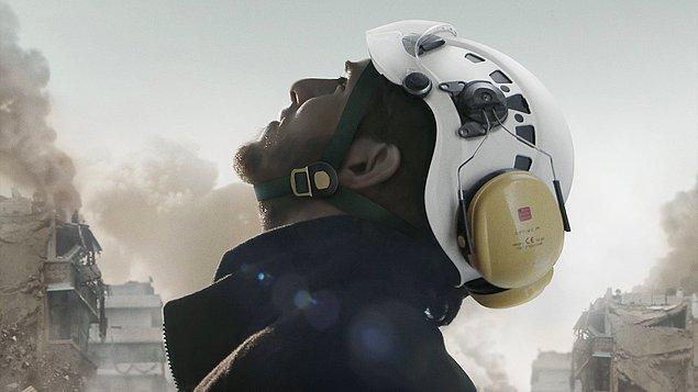 4. The White Helmets (2016)