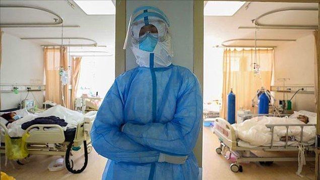 """TTB: """"3.474 sağlık çalışanı COVID-19 tanısı aldı, 24 sağlık çalışanı hayatını kaybetti"""""""