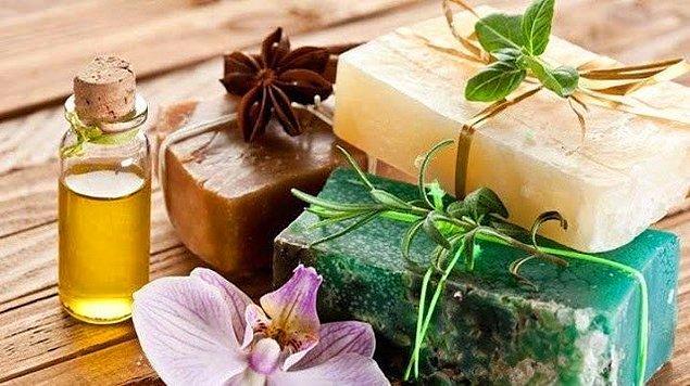 Ürettiğiniz şeyleri online olarak satmaya ne dersiniz? Mesela organik sabun...
