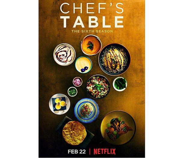 Evinde her gün farklı bir tarif denediği için şef gibi hissedenlere: Chef's Table