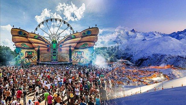 1. Tomorrowland Kış Festivali, bu yıl Mart ayında Alpe d'Huez kayak merkezinde yapılacaktı. Fakat durum netleşmediği için 5000 kişiyi misafir edecek olan festival iptal edildi.