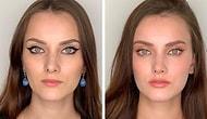 16 девушек со своим макияжем и профессиональным макияжем: разница огромна