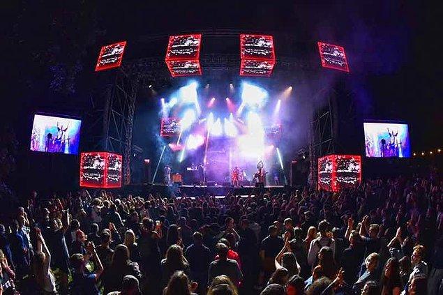 12. Awake Festival is a multi-genre music festival held in the grounds of a spectacular Transylvanian castle near Gornesti, Romania.