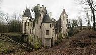 13 самых красивых заброшенных замков, которые обнаружил французский художник, путешествуя по миру