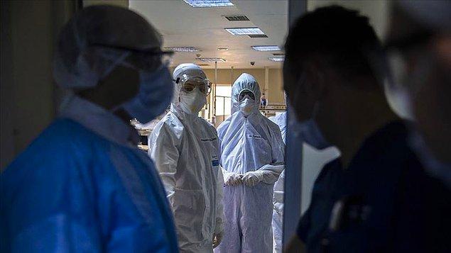 24 gün önce Ankara Şehir Hastanesi'ne kaldırılmıştı
