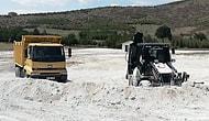 Salda Gölü'ne Giren İş Makinaları Hakkında Bakan Kurum'dan Açıklama: 'Gerekli Cezalar Verildi'