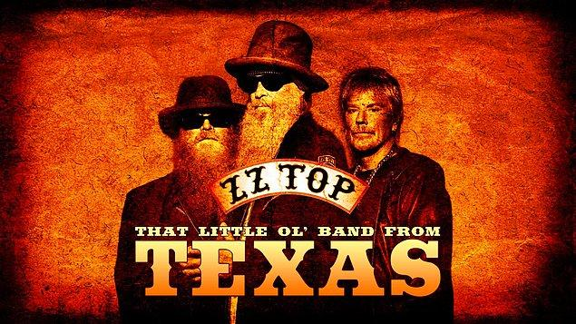 12. 'ZZ TOP: THAT LITTLE OL' BAND FROM TEXAS'