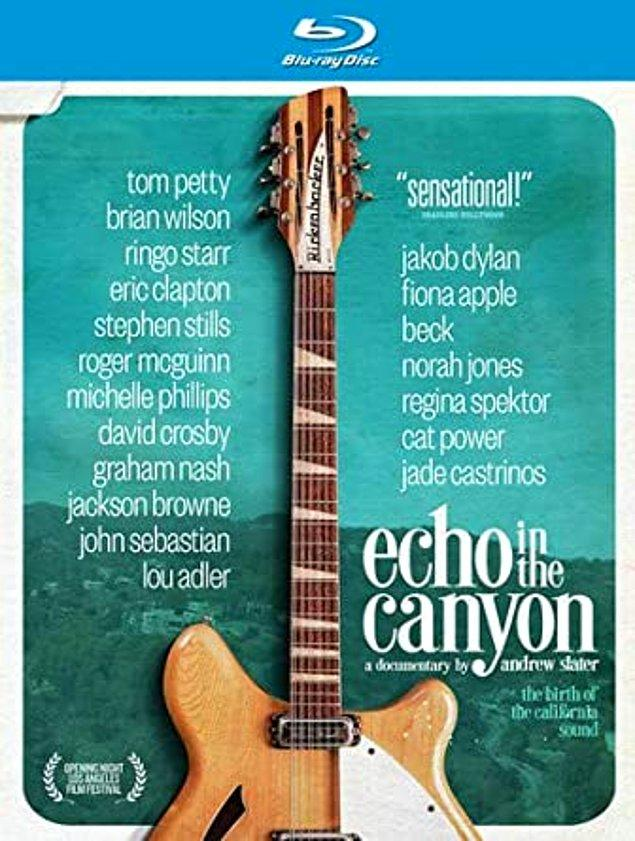14. 'ECHO IN THE CANYON'