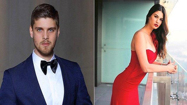 12. İdris Nebi Taşkan ve 2015 kraliçesi Ecem Çırpan ile görüntülenmişti.