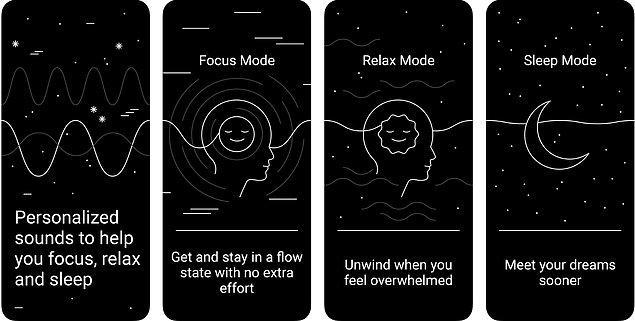 7. Endel: Focus, Sleep, Relax