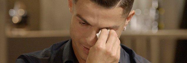 1. Cristiano Ronaldo Anlatıyor