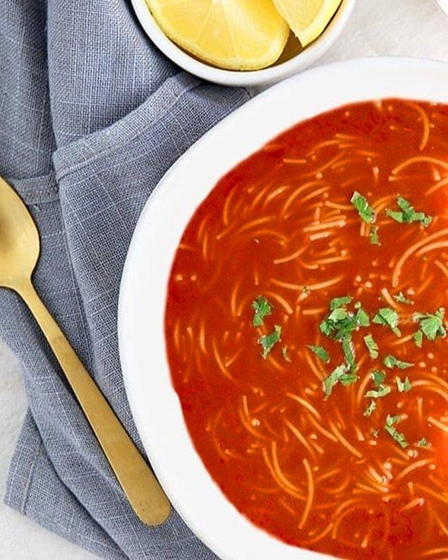 3. Çorba