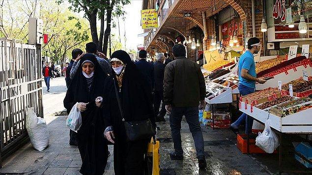 İran'da hayatını kaybedenlerin sayısı 5 bin 209'a yükseldi