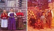 32 фото дореволюционной России, раскрывающих прошлое страны в цвете