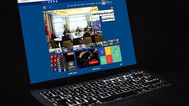 5. Son olarak AA ve TRT'nin internet sitelerine erişim engelleme kararı verildi.