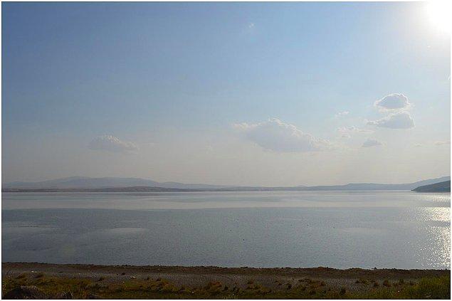 Heybeli gölü
