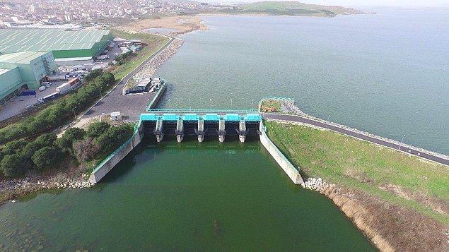 Kişi başı su tüketimi 68,4 metreküpe yükseldi