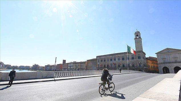 İtalya'da bir günde iyileşenlerin sayısı ilk kez yeni vakaların sayısını geçti