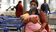 В Индии семья назвала своего новорожденного ребенка  Дезинфицирующим средством